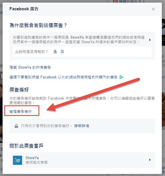 Facebook贊助廣告