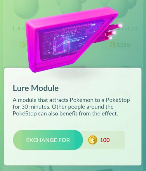 lure module